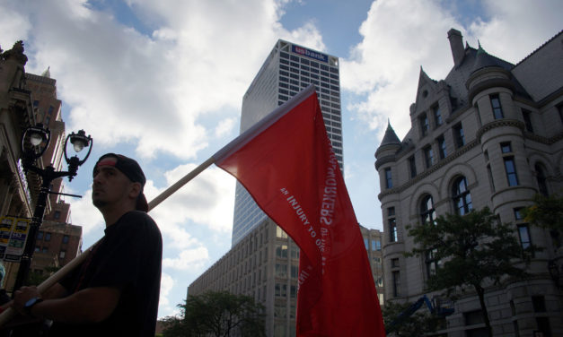 Milwaukee stands up to anti-Muslim hate