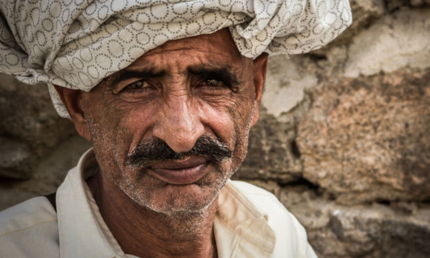 Yaseen Najeeb: Keeping a visual diary of an enlightened journey