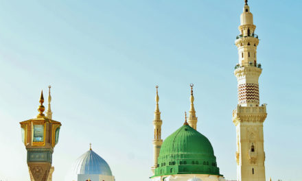 Afriqah Imani: From Brookfield to Makkah and Madinah