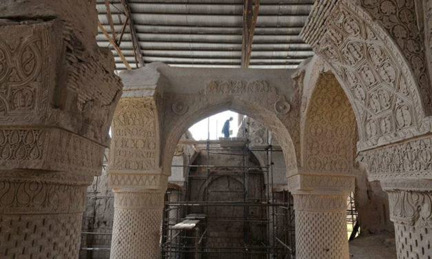 Inside Masjid-e Haji Piyada: Uncovering the mysteries of Afghanistan's ancient Nine Domes Mosque