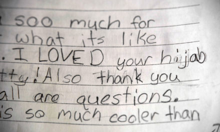 What adults can learn about the world from kids in a classroom