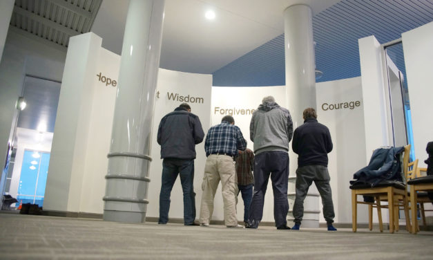 Muslim travelers find comfortable space for prayers in Mitchell Airport's Meditation Room