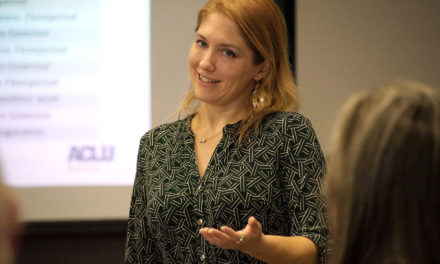 Molly Collins: Learning to be an effective advocate