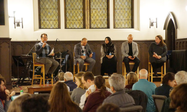 Muslims and Evangelicals hold second gathering to break down barriers and build trust