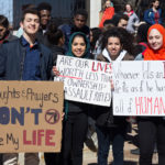 Muslim students join Madison Walkout against guns at State Capitol