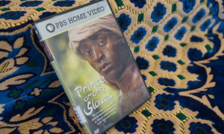 IRC DVD Review: Prince Among Slaves