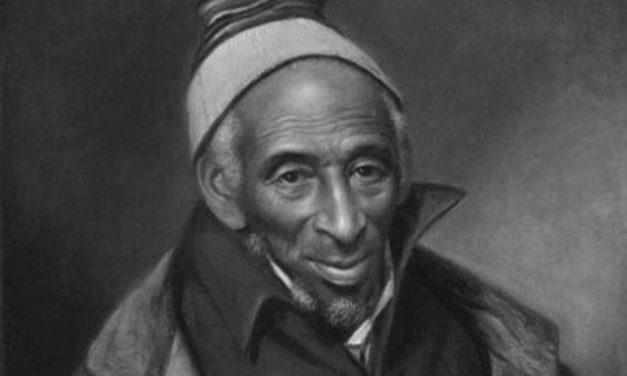 Muslim Slaves in America: Yarrow Mamout