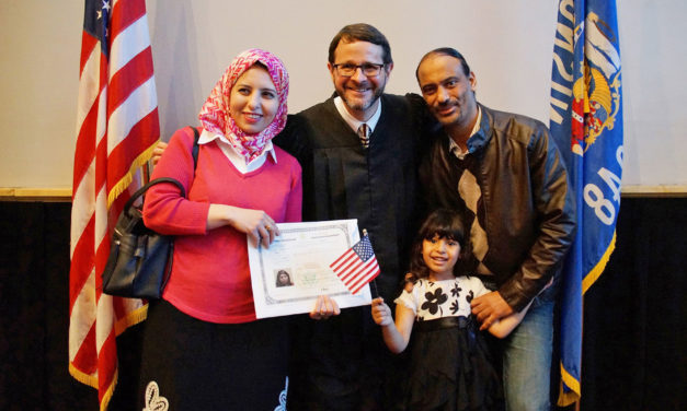 Naturalization ceremony welcomes diversity of faith and culture to America