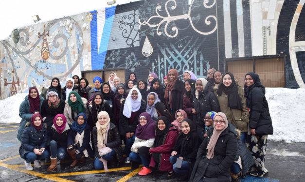 In their own words: A youth tour of African American Muslim History