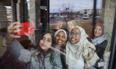The Muslim community is one big family for children