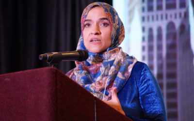 Dalia Mogahed: Remaining hopeful when facing trials in life