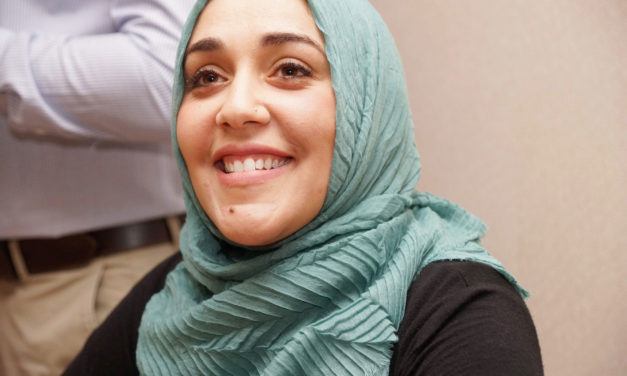 Yasmin Mogahed: Love, Happiness, and reflections of walking with the Lord