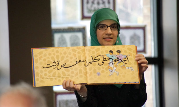 Tippecanoe library branch hosts a celebration of Arabic culture