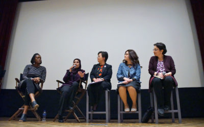 Arranged: Discovering common ground for women in the value of dignity