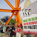 Milwaukee joins worldwide protests to condemn Israeli massacre of Palestinian civilians