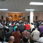 A rare and up-close look at the first night of Taraweeh in Wisconsin