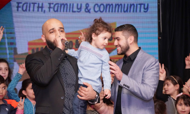 Waheeb and Kareem: A public celebration of faith and fellowship