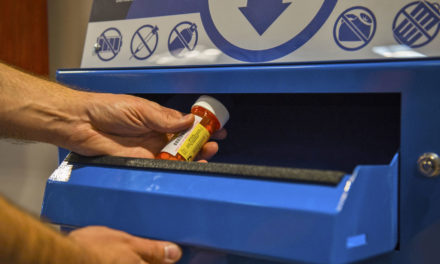 Hayat Pharmacy protects health and environment with medication disposal boxes