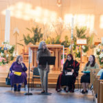 Jewish, Christian, and Muslim communities share their perspectives of Mary, mother of Jesus