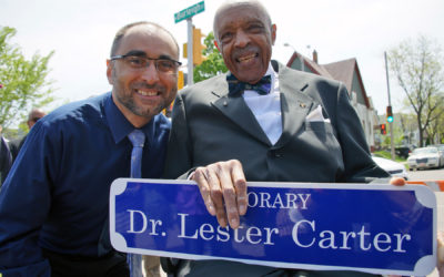Milwaukee renames street to honor Hayat Pharmacy's legendary Dr. Carter