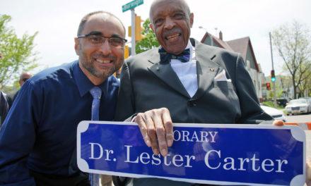 Milwaukee renames street to honor Hayat Pharmacy's legendary Dr. Carter