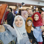 A celebration of Eid al-Fitr in prayers, family, and fellowship