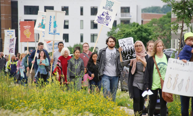 Wisconsin rallies to abolish ICE and halt the indefinite imprisonment of families