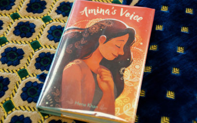 IRC Book Review: Amina's Voice