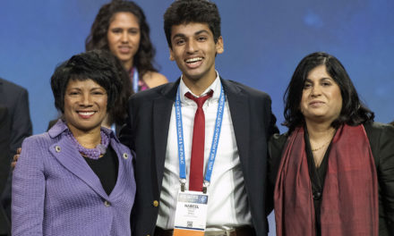 Mequon's Nabeel Quryshi selected as one of the 2018 Presidential Scholars from Wisconsin