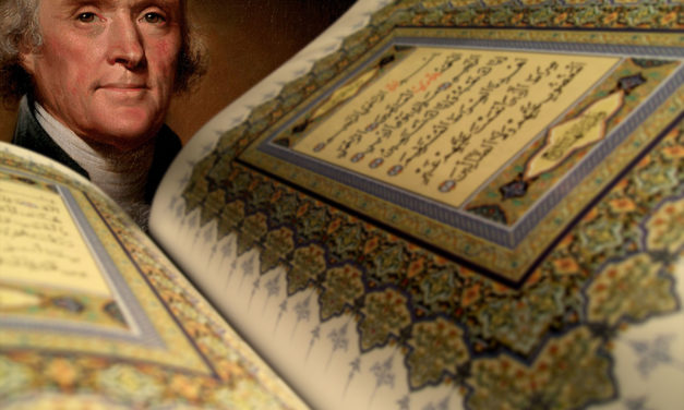Thomas Jefferson and Islam as an American religion