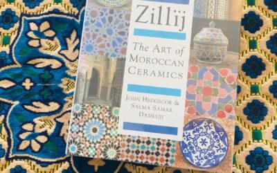 IRC Book Review: Zillij – The Art of Moroccan Ceramics