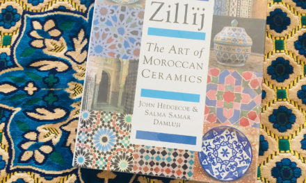 IRC Book Review: Zillij – The Art of Moroccan Ceramics