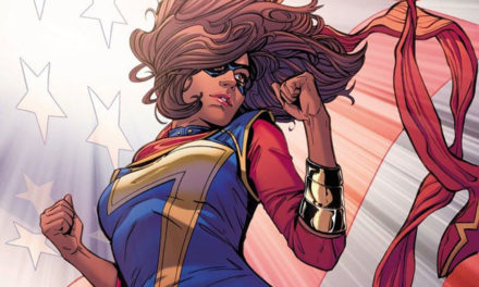IRC Book Review: Ms. Marvel series