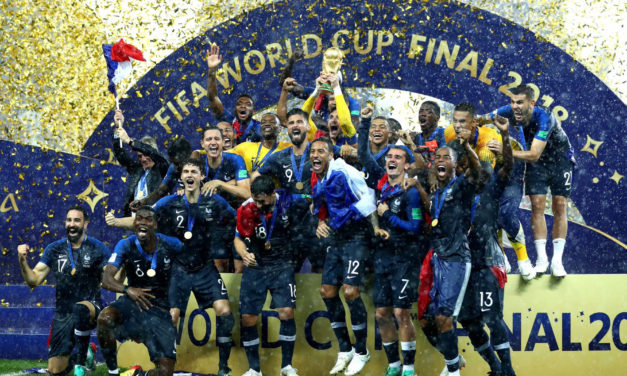 Muslim players help French national football team win FIFA 2018