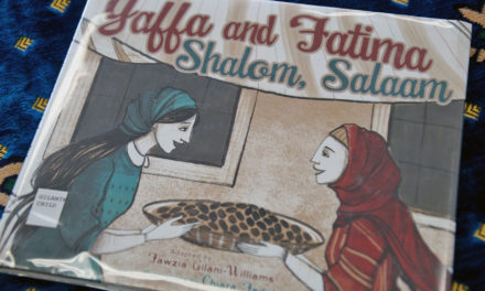 IRC Book Review: Yaffa and Fatima, Shalom, Salaam