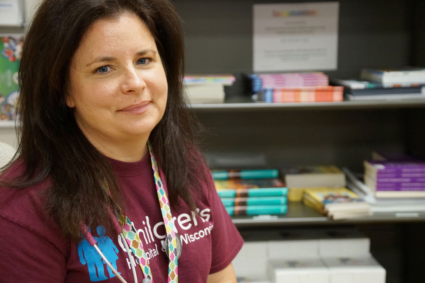 Reach Out and Read Program features culture relevant books