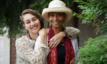 A Daughter's Love: Nabra Nelson brings a Nubian life and folklore to the stage
