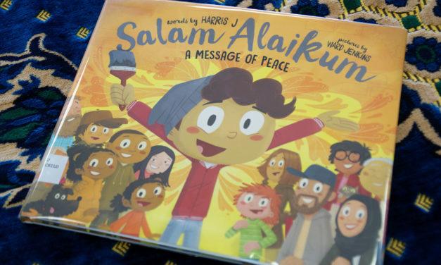 IRC Book Review: Salam Alaikum, A Message of Peace