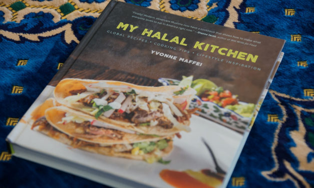 IRC Book Review: My Halal Kitchen