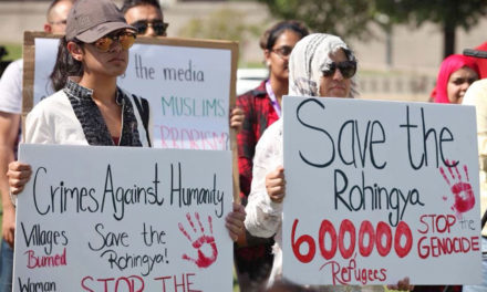 It's time to designate the massacre of the Rohingya as genocide