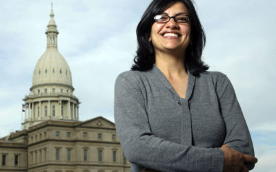 Michigan elects Rashida Tlaib as first Muslim woman to Congress