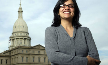Michigan elects Rashida Tlaib as first Muslim woman to Congress
