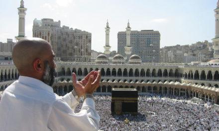How two million hajj pilgrims avoid getting lost in translation