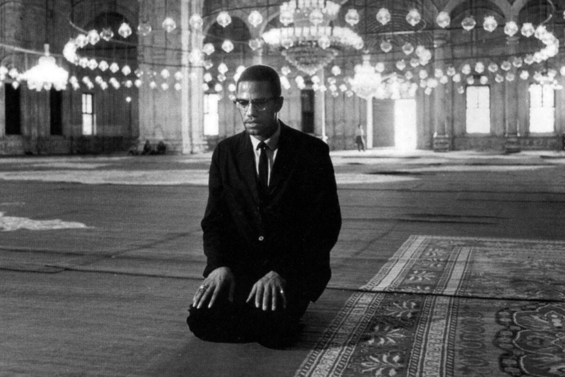 Malcolm X on his 1964 pilgrimage to Makkah | Wisconsin Muslim Journal