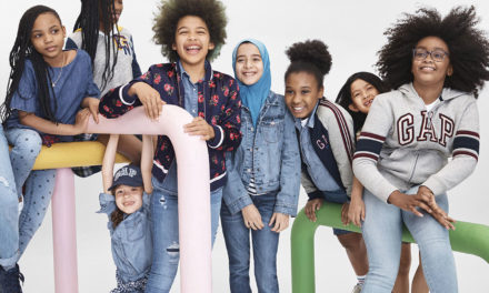 Gap back-to-school ads include girl wearing hijab in an effort to show inclusiveness
