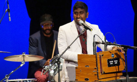 Community partnership fulfills hometown dream for Zeshan B with Marcus Center concert
