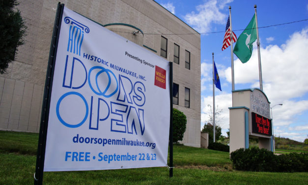 An Islamic Doors Open: three Muslim Centers attract local visitors