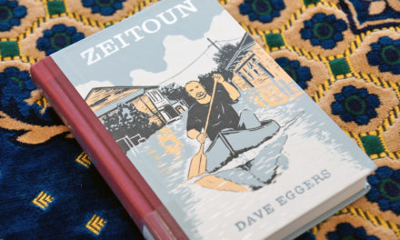 IRC Book Review: Zeitoun