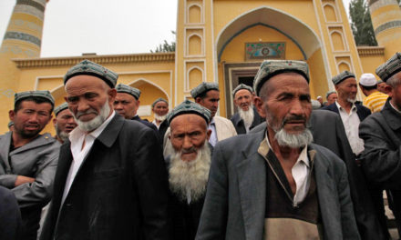 One million Uighur Muslims held in Chinese concentration camps