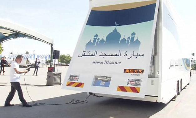 Mosque on Wheels: Japan prepares to welcomes Muslim visitors for 2020 Summer Olympics